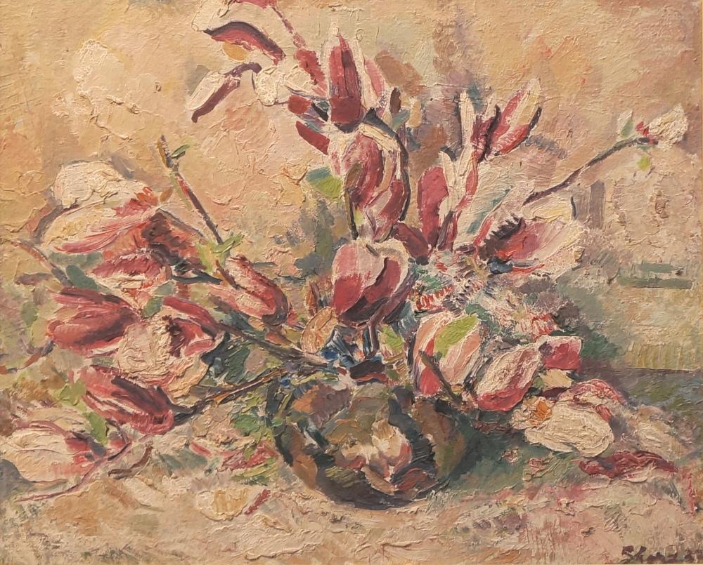 Shore Magnolias 1932
